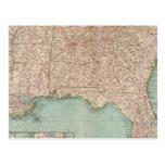 14546 arca, Tenn, La, Srta., Fla, Ala, GA, SC Tarjetas Postales