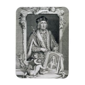 1457-1509) reyes de Henry VII (de Inglaterra a par Imán