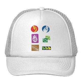 145 TRUCKER HAT