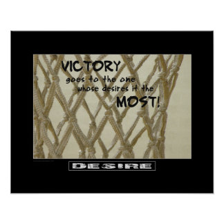 #145 (Matte) Basketball Poster