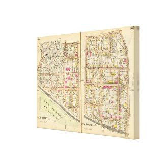 146147 New Rochelle Impresiones En Lona Estiradas