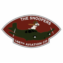 146th Aviation - The Snoopers Cutout