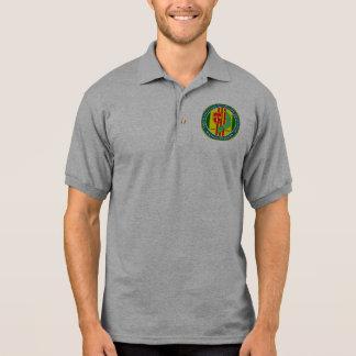 146th Avn Co RR 1 - ASA Vietnam Polo Shirts