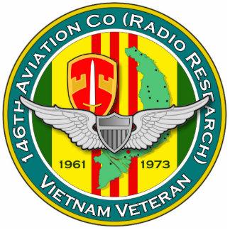 146th Avn Co RR 3 - ASA Vietnam Cutout