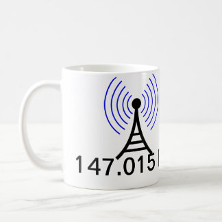 147,015 Equipo de radio-aficionado de la taza del