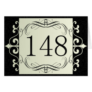 148 Area Code Greeting Card