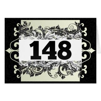 148 GREETING CARD