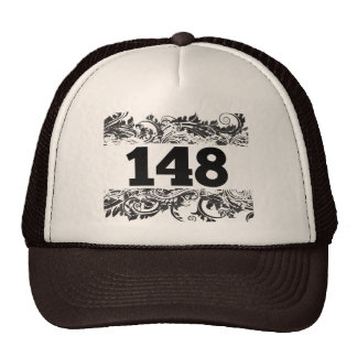 148 TRUCKER HAT