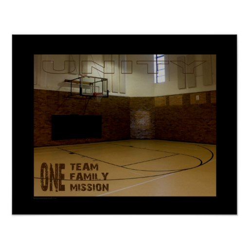 #148 (Matte) Basketball Poster