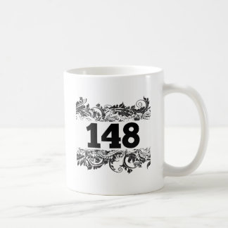 148 CLASSIC WHITE COFFEE MUG