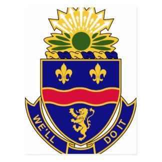 148th Infantry Regiment - We'll Do It Postcard