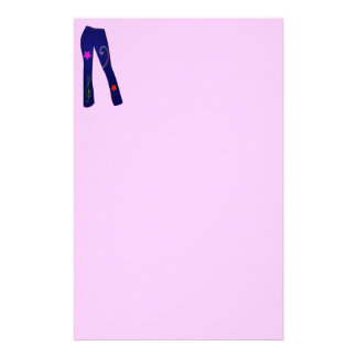 14907 GIRLY JEANS FASHION BEAUTY CUTE GRAPHICS CAR STATIONERY DESIGN