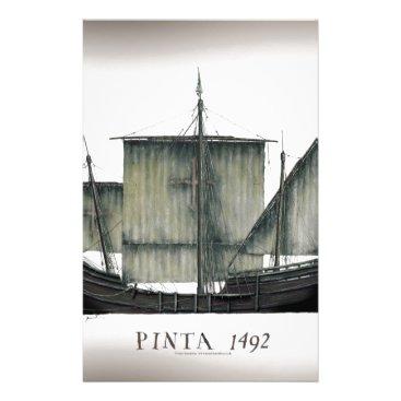 1492 Pinta tony fernandes Stationery