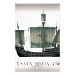 1492 Santa Maria by Tony Fernandes Stationery