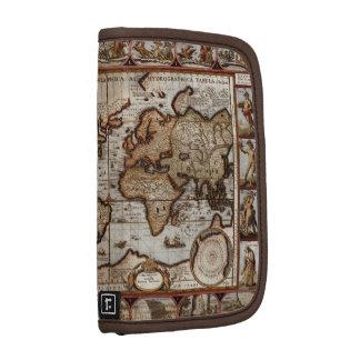 1499 Old World Map Vintage Art Folio Planners