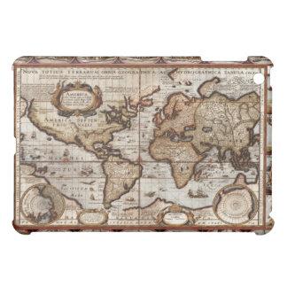 1499 World Map w The Americas iPad Case