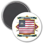 149th Pennsylvania V.I. Fridge Magnets