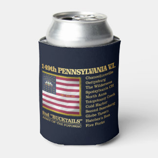 149th Pennsylvania VI (BH) Can Cooler