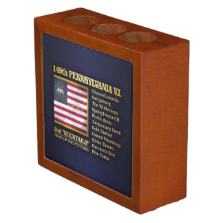 149th Pennsylvania VI (BH) Pencil Holder
