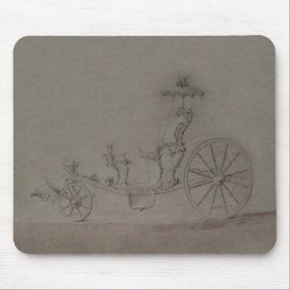 $14.95 Princess Carriage   Mousepad