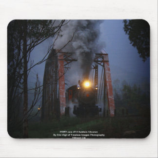 #14 Baldwin Steam Gift Pack Mouse Pad