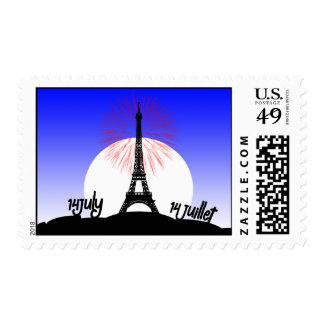 14 de julio día de Bastille Envio