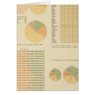 14 elementos, componentes, nacionalidades 17901890 tarjetas