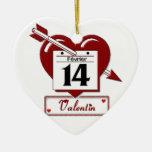 14 f�vrier: f�te del enamorados -