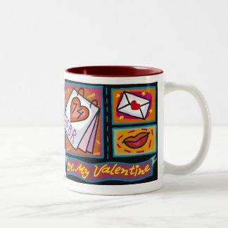 14-Feb Two-Tone Coffee Mug