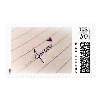 14 february : Love forever - Postage