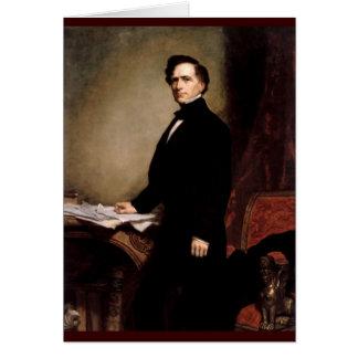 14 Franklin Pierce Card