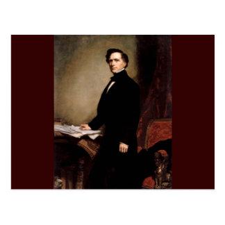 14 Franklin Pierce Postcard