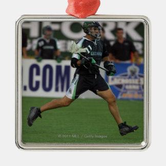 14 Jul 2001:  John Gagliardi #11  Long Metal Ornament