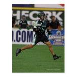 14 Jul 2001:  John Gagliardi #11  Long Postcard