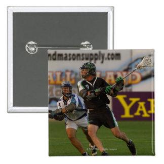 14 Jul 2001:  Terry Riordan #19  Long Pinback Button