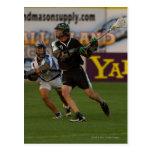 14 Jul 2001:  Terry Riordan #19  Long Post Card