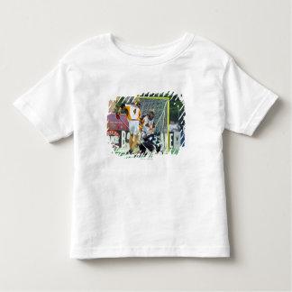 14 Jun 2001:  Casey Powell #22  Long Toddler T-shirt