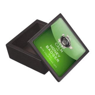 [14] Keep Calm or Honey Badger… Gift Box