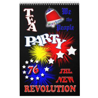 14 Mini-Posters Calendario