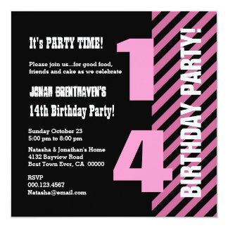 Year Birthday Invitations Images Birthday Invitation - Birthday invitation card for teenage