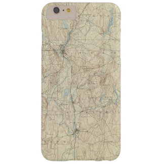 14 Putnam sheet Barely There iPhone 6 Plus Case