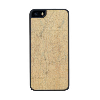 14 Putnam sheet Carved® Maple iPhone 5 Case