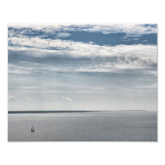 14 x 11 | Art Photography Print | Waterscape | Bay