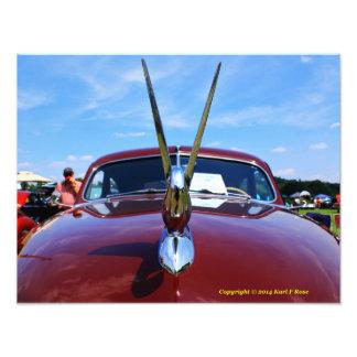 """14"""" x 11"""" impresión 1948 de la foto de Packard Cojinete"""