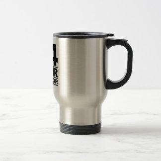 14 year survivor travel mug