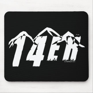 14er mouse pad