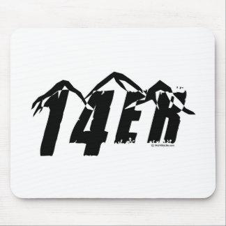 14er mouse mat