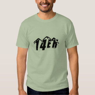 14er tee shirts