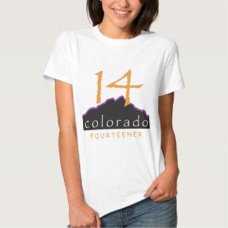 14er Wear Clothing Shirt