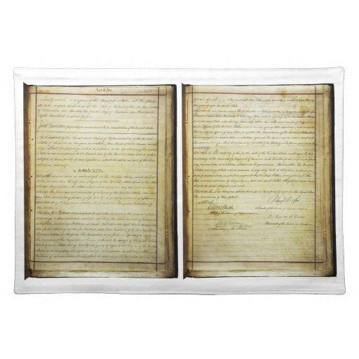 14ta constitución de los E.E.U.U. de la enmienda d Mantel